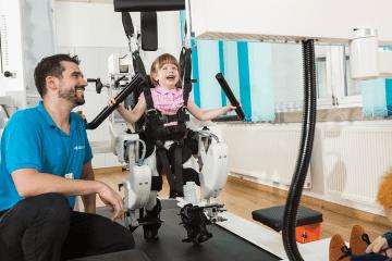 Lokomat (Walking Robot)