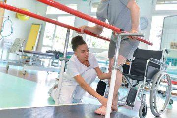 Реабилитация после инсульта