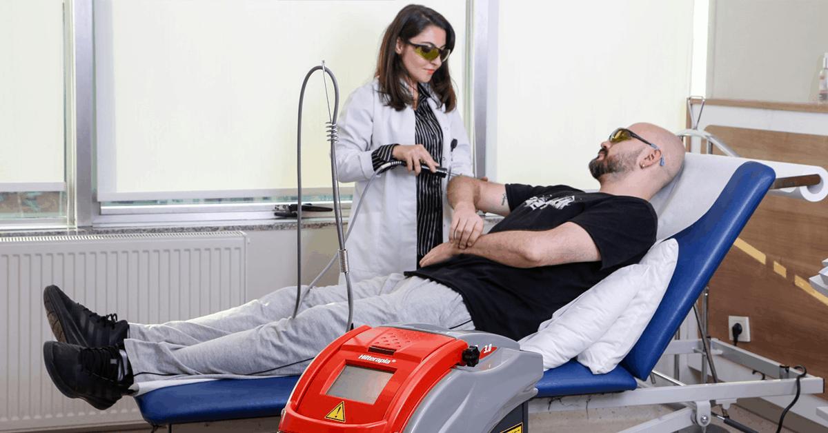 Hil Terapi Yüksek Yoğunluğu Lazer Tedavisi