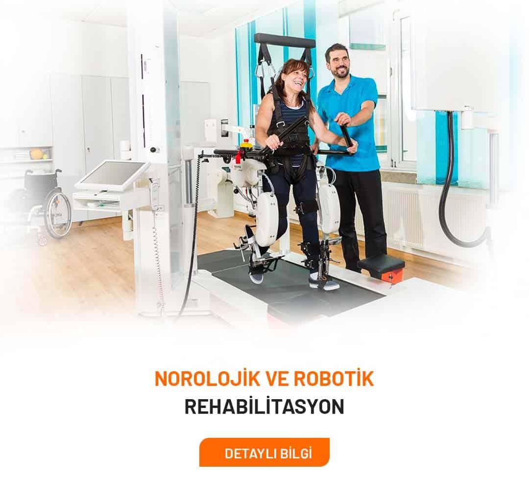 Nörolojik ve Robotik Rehabilitasyon