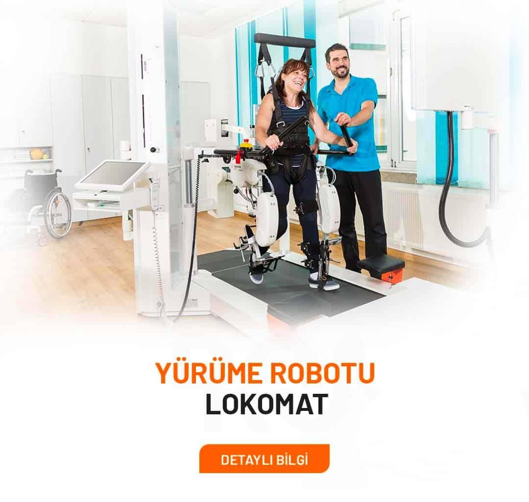Yürüme Robotu Lokomat