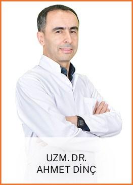 Uzm. Dr. Ahmet Dinç
