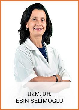 Uzm. Dr. Esin Selimoğlu