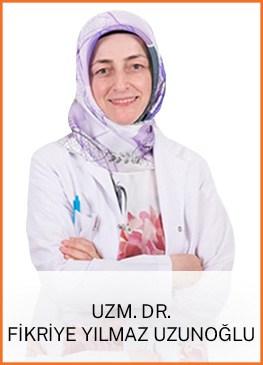 Uzm. Dr. Fikriye Yılmaz Uzunoğlu