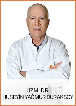 Uzm. Dr. Hüseyin Yağmur Duraksoy