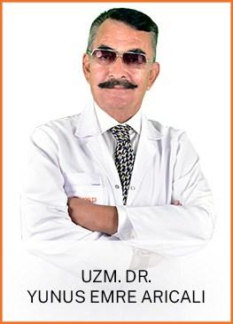 Uzm. Dr. Yunus Emre Arıcalı